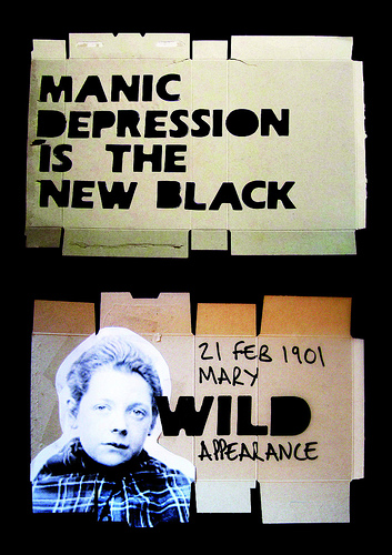 manic apperance