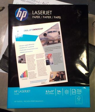 5fec0784c2b this paper is a great choice for people looking for budget fountain pen  friendly paper that is not as heavy as the HP LaserJet 32lb paper. It