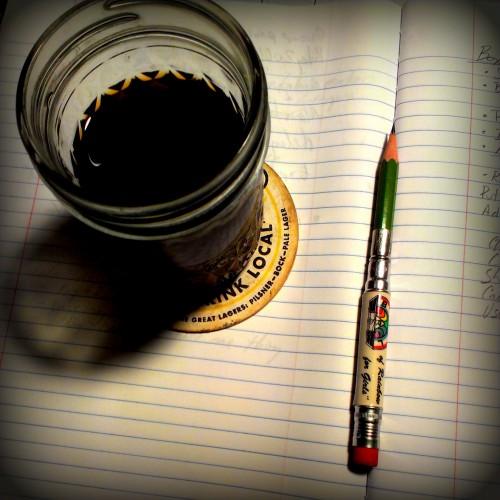 coffee&bulletpencil