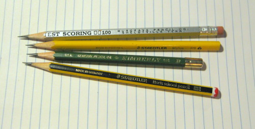 class pencils