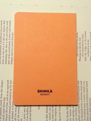 Shinola Papercover