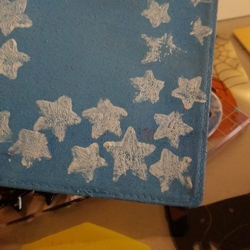 printed stars
